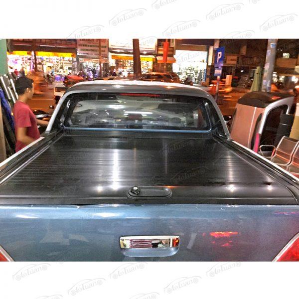 Nắp thùng xe mazda bt50 màu đen