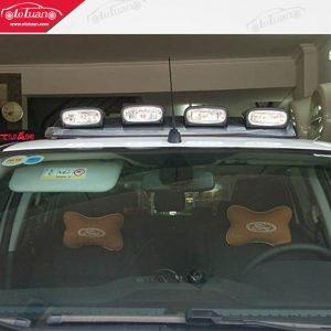 đèn mui nóc xe ford ranger