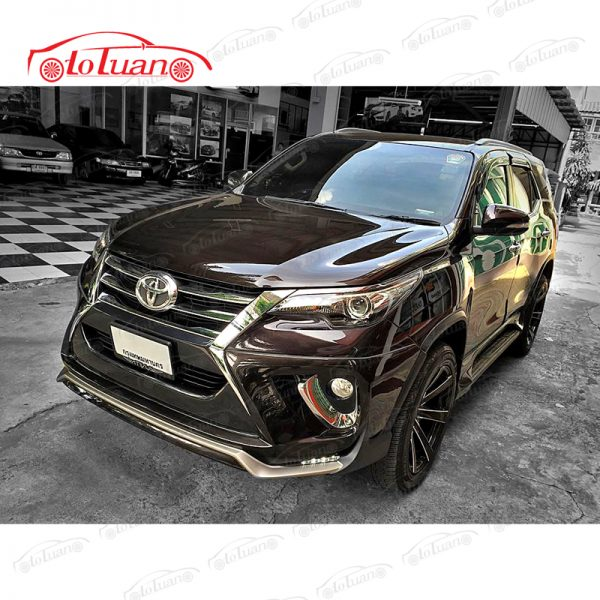 Body kit fortuner 2017 lexus