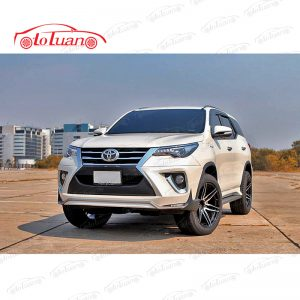Body kit fortuner 2017 Ativus Lexus LX570