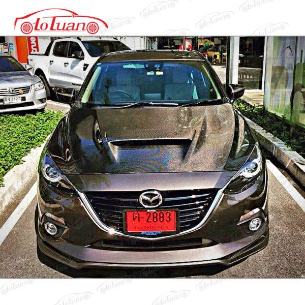 Body kit Mazda 3 2018