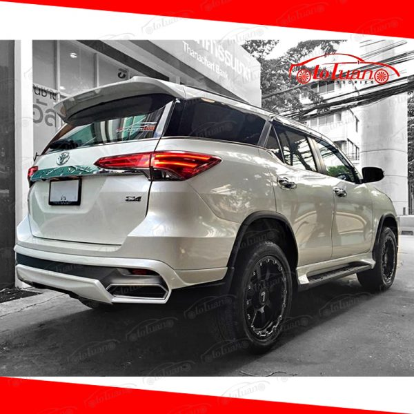 body kit fortuner op po 2018