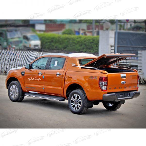 nắp thùng thấp xe bán tải ford ranger