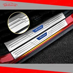 Nẹp chống trầy xe Mazda 3
