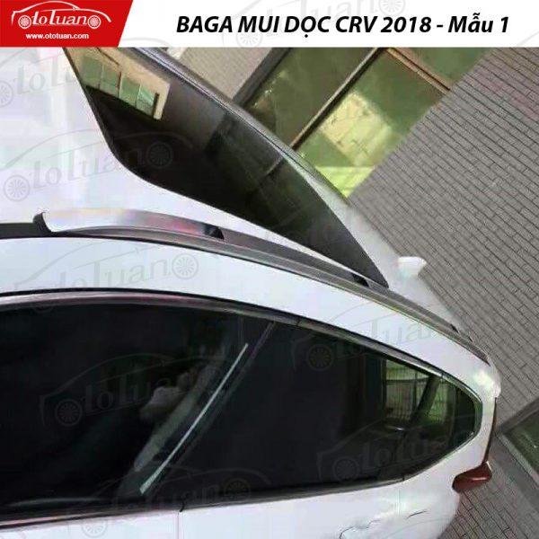baga mui dọc CRV 2018