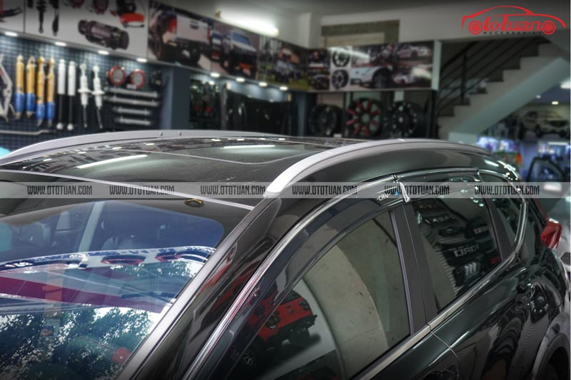 Baga mui dọc xe Honda CRV 2018
