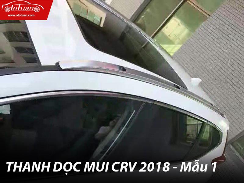 baga mui CRV 2018