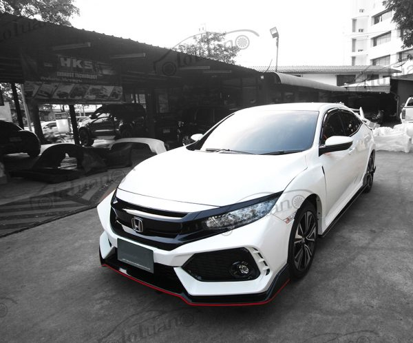 Body kit honda civic 2017 - 2018