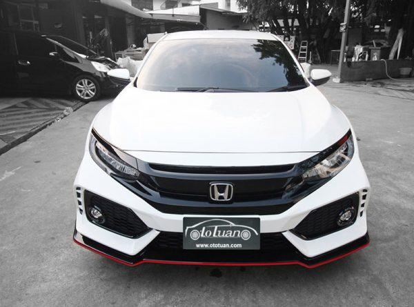 Body kit xe honda civic nhập khẩu Thái Lan