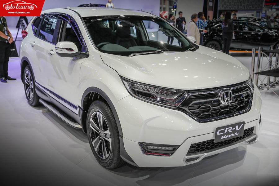 Đồ Chơi Phụ Kiện Xe Honda Crv 2018 Cần Thiết 【 212 T 244 Tuấn】