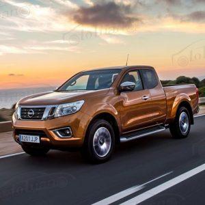 Nắp Thùng Nissan Navara