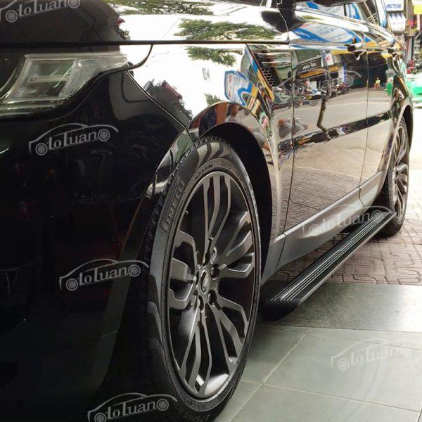Bệ bước điện Range Rover Sport 2017