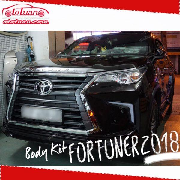 body kit fortuner 2018