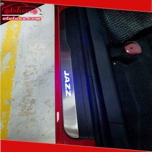 Nẹp chống trầy xe Honda Jazz
