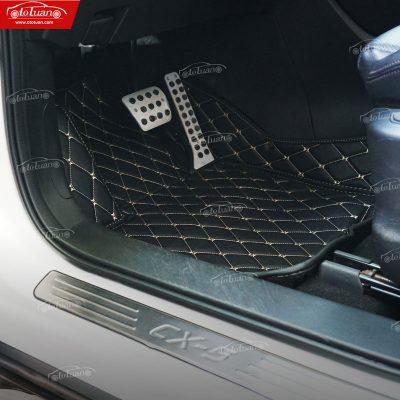 thảm lót sàn 5D Mazda CX5
