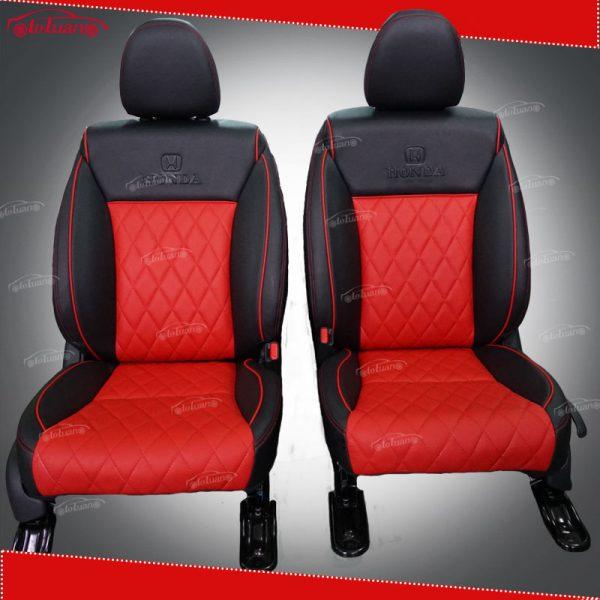 Bọc nệm ghế da xe Honda Jazz