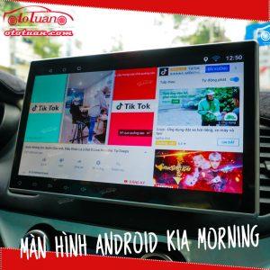 màn hình android kia morning