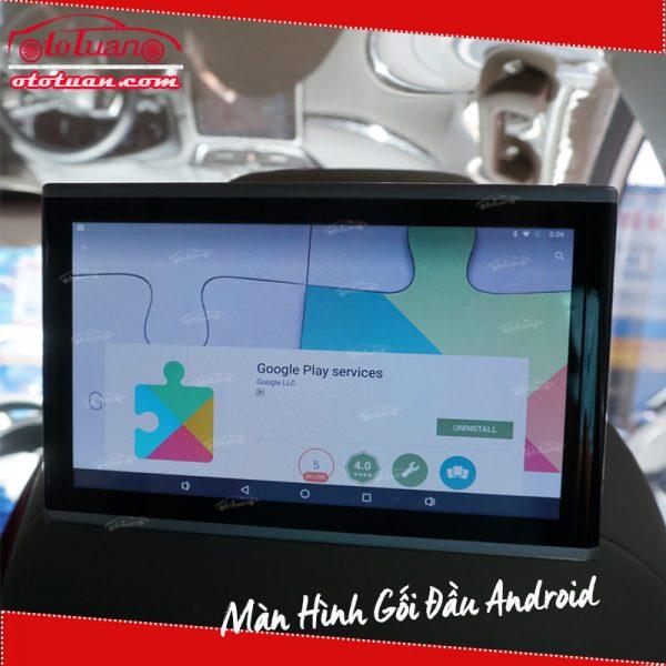 màn hình gối đầu android