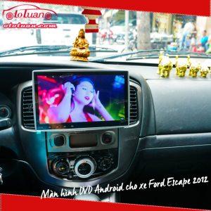 Màn hình Android Ford Escape 2012