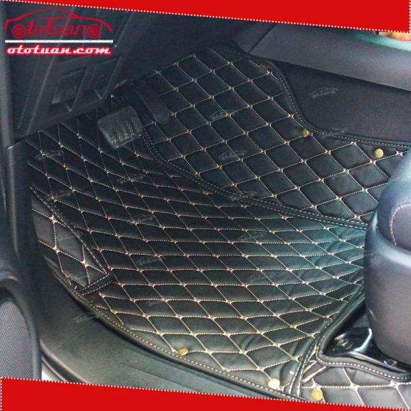 Thảm lót sản 5D Toyota Hilux Rocco 2018