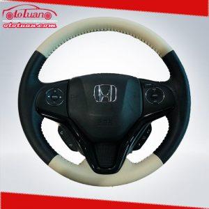 Khâu da vô lăng xe Honda HRV