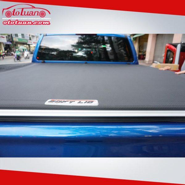 Nắp thùng cuộn mềm xe Ford Ranger Raptor
