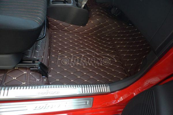 thảm sàn 5D xe Toyota Wigo