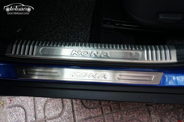 Nẹp bước chân xe Hyundai Kona