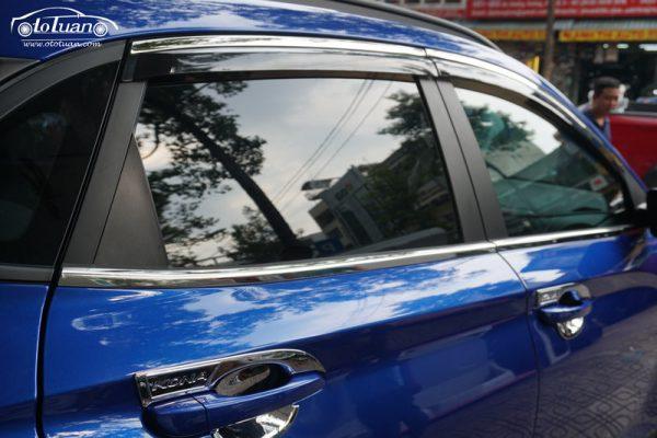 Viền che mưa xe Hyundai Kona