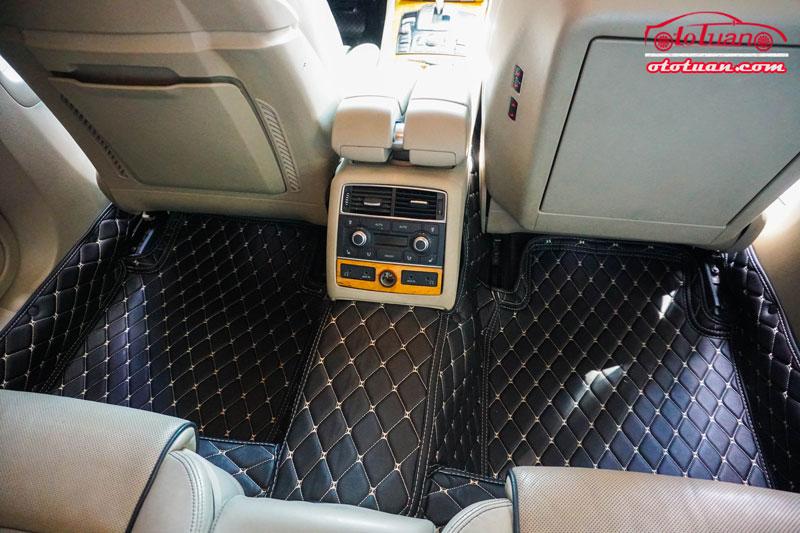 Thảm lót sàn 5D xe Audi A8
