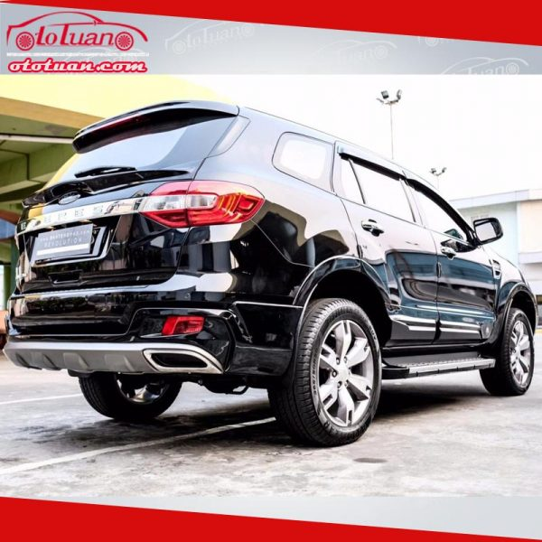 Body kit Ford Everest 2019