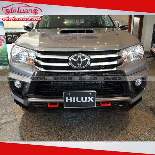 Body kit Toyota Hilux 2016 2017