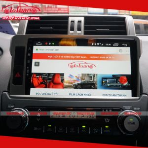 Màn hình Android Xe Landcruiser Prado