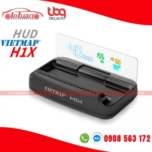 HUD Vietmap H1X (Cảnh báo camera Nhắc nhở phạt nguội)